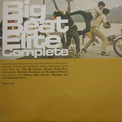 V.A. / Big Beat Elite Complete (3LP) 【USED】 | LACERBA | CERBAL10 | 5027731340101 | JUNGLEEXOTICA | ジャングルエキゾチカ