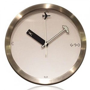 Day By Day -- Innovative Wall Clock