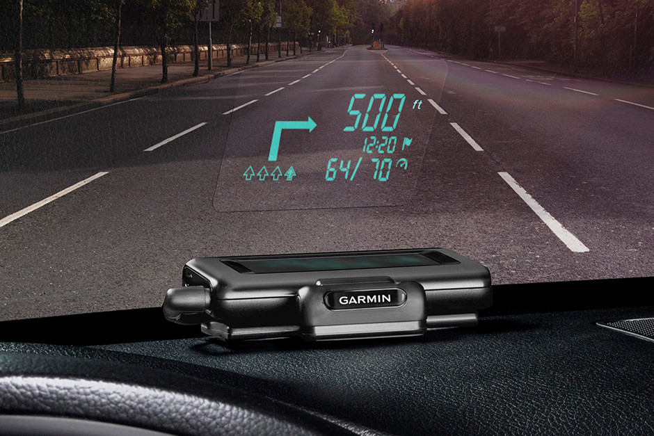 Garmin Head-Up Display | Uncrate