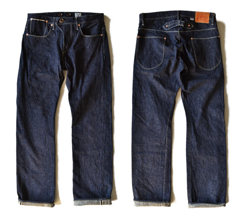ORGUEIL / オルゲイユ : OR-065 Tailor Jeans テーラージーンズ