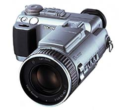 """News and Information """"DSC-F707"""""""