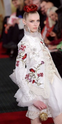 Christian Lacroix | { from a catwalk III }