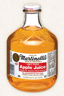 Products - Apple Juice (50.7 oz.) - S. Martinelli & Company