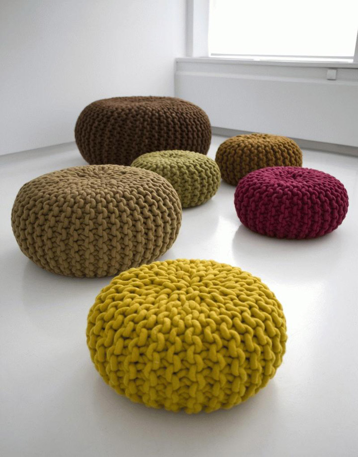 Interiors | Knit One Pearl One | Pattern People | Surface Design + Inspiration