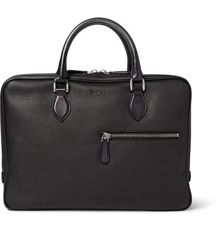 Berluti - F007 Grained-Leather Briefcase