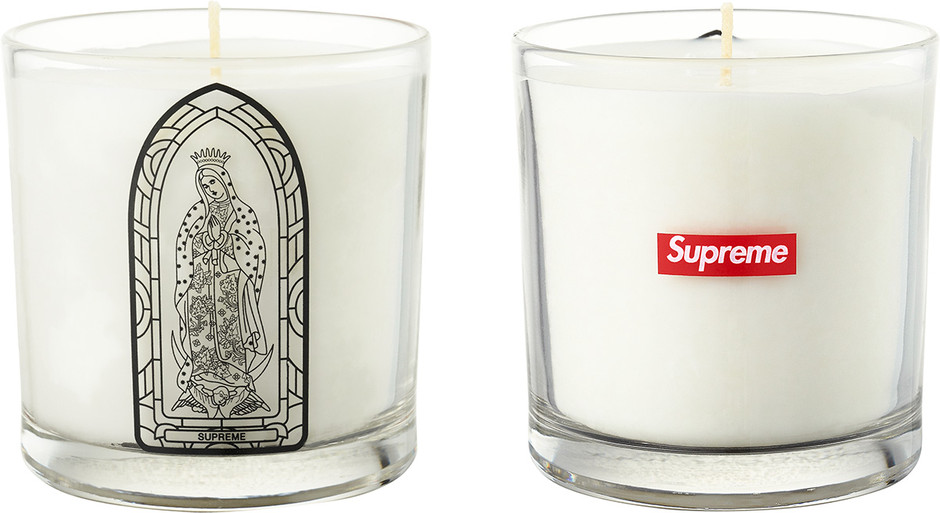 Supreme Supreme/Kumba® Virgin Mary Candle