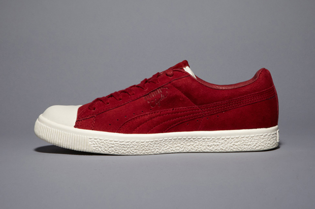 Undefeated x PUMA Clyde Coverblock Collection | Hypebeast