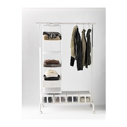 RIGGA Clothes rack - - IKEA