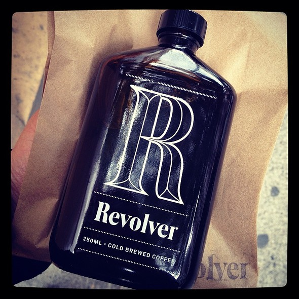 Revolver Coffee - Cold Brew Coffee - Foodspotting