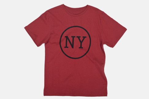 Saturdays Surf NYC | Online Store | New York Circle T-Shirt