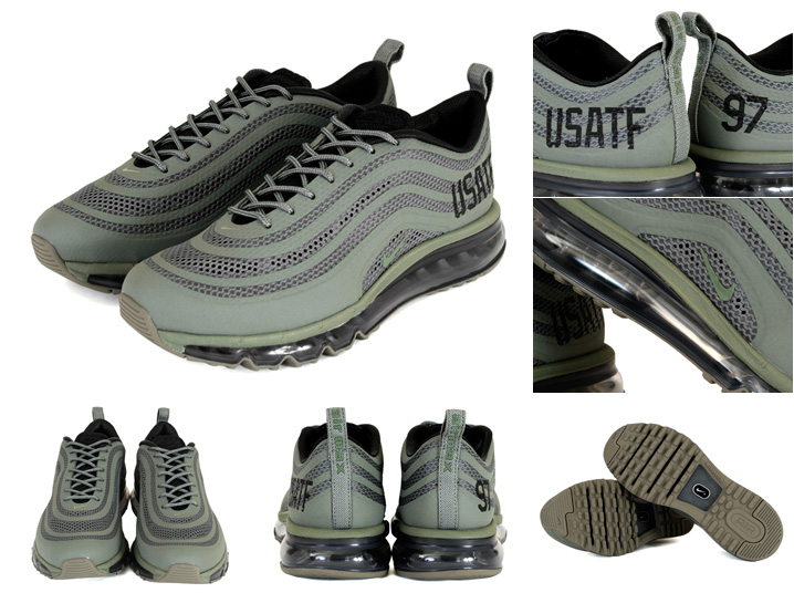 "Nike Air Max 97 2013 ""US Track and Field"" 