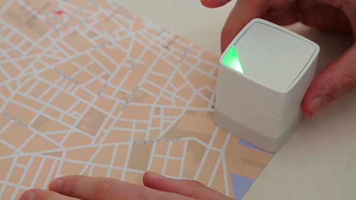 SwatchMate Color Capturing Cube by SwatchMate — Kickstarter