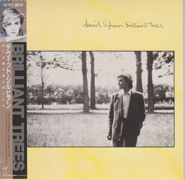 Images for David Sylvian - Brilliant Trees