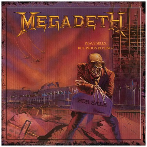 Amazon.co.jp: Peace Sells... But Who's Buying (25th Anniversary): Megadeth: 音楽