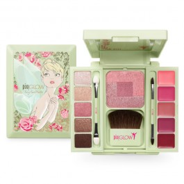 PixiGlow Fairy Face Palette Kit from Pixi Beauty Products and Disney, Petra Strand