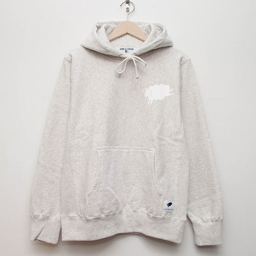 Pullover Hoodie - Ash - cup and cone WEB STORE