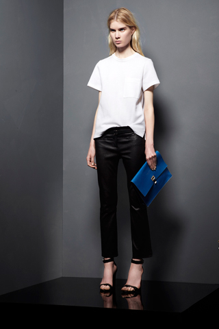 Proenza Schouler Resort 2013 Collection Slideshow on Style.com