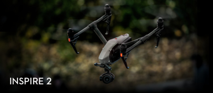 Inspire 2 –Power Beyond Imagination