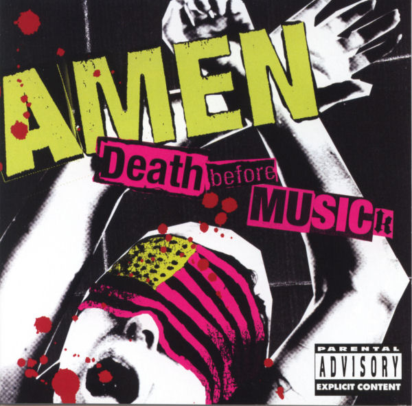 Images for Amen (2) - Death Before Musick
