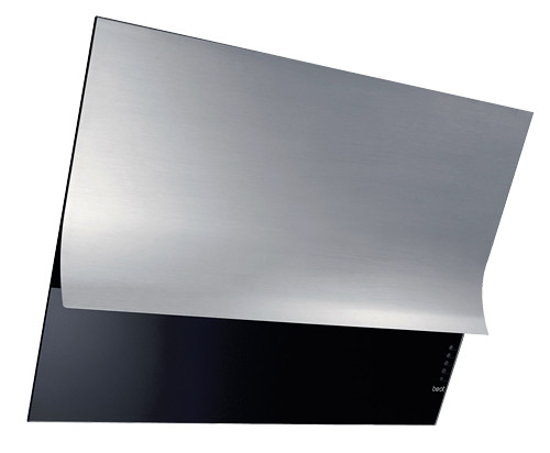 Best Surf 80cm Hood Extractor in Black HOOD-BE-SF-80-BL Ex-Display & Graded Appliances UK - Best Surf Black 80cm
