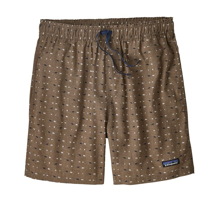 Patagonia Men's Baggies™ Naturals Shorts - 6 1/2""