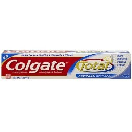 Colgate Total Advanced Whitening Paste - 5.8 oz. : Target | review | Kaboodle