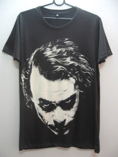 7845320f sixwas9ine : Joker Heath Ledger Tribute Vintage T-Shirt | Sumally ...