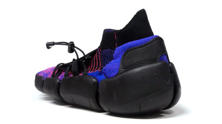 Footscape Flyknit DM - Black/Purple/Pink?
