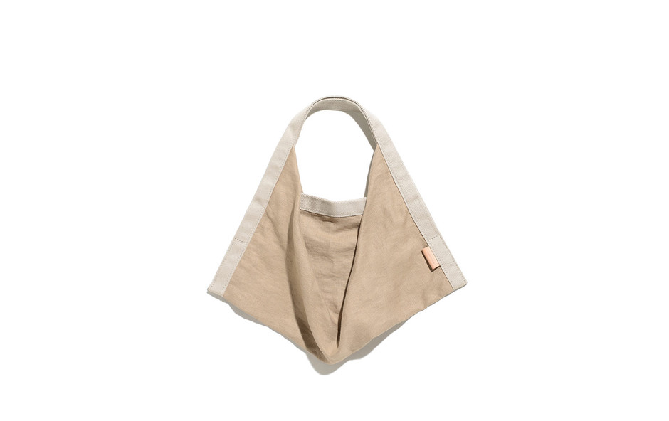 Origami Bag Small-Beige