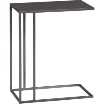 foundry c table in accent tables | CB2