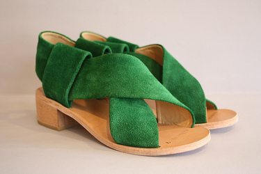 A Detacher : Didion : Lambs Ear Shoes