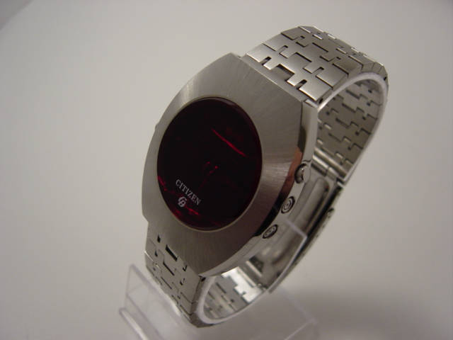 CITIZEN CRYSTRON LED