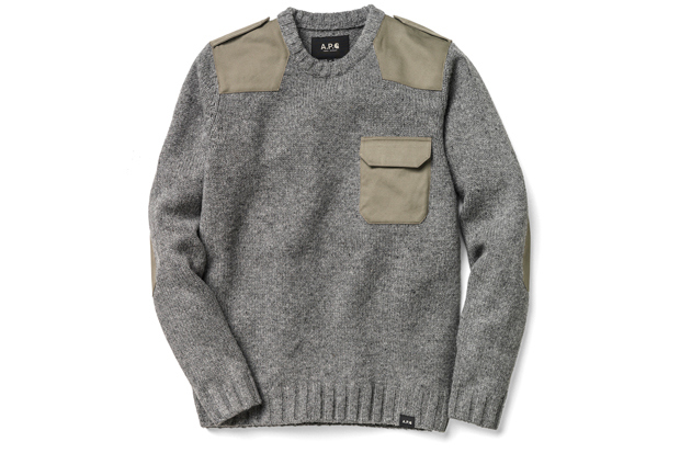 A.P.C. x Carhartt Fall/Winter 2013 Collection Preview - SLAMXHYPE