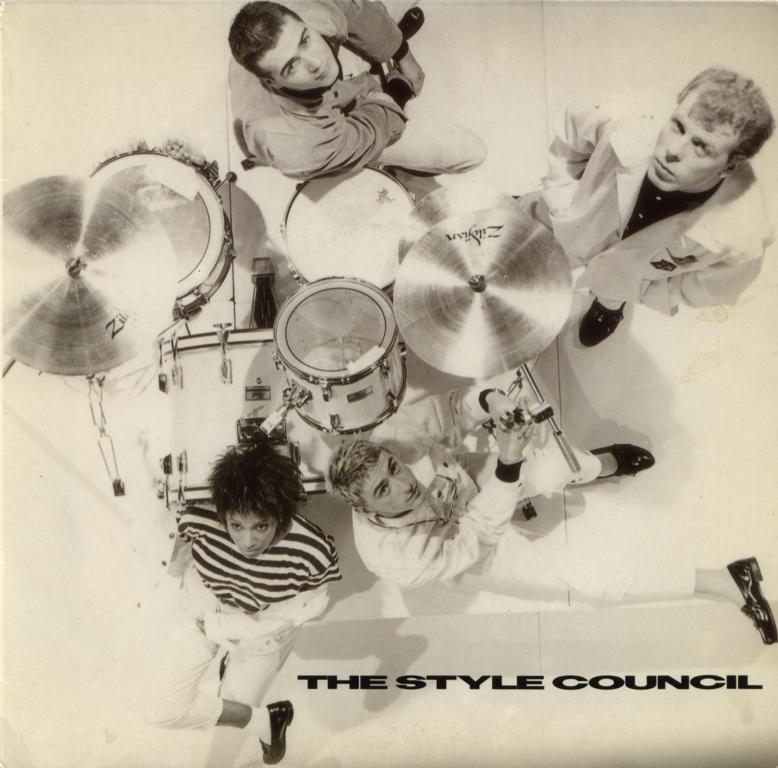 45cat - The Style Council - It Didn't Matter / All Year Round - Polydor - UK - TSC 12