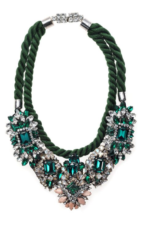 Shourouk necklace | My Style Pinboard