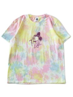 LOVE online store|MEN | TACOMA FUJI RECORDS  Mountain Mouse Syndicate XS〜S (tie dye)
