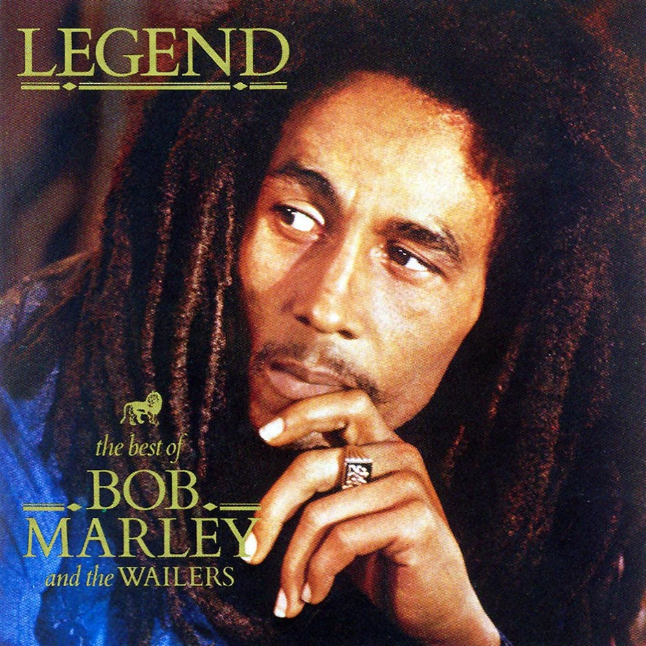 Bob Marley's Legend Second Longest Charting Album « Rock Jamaica