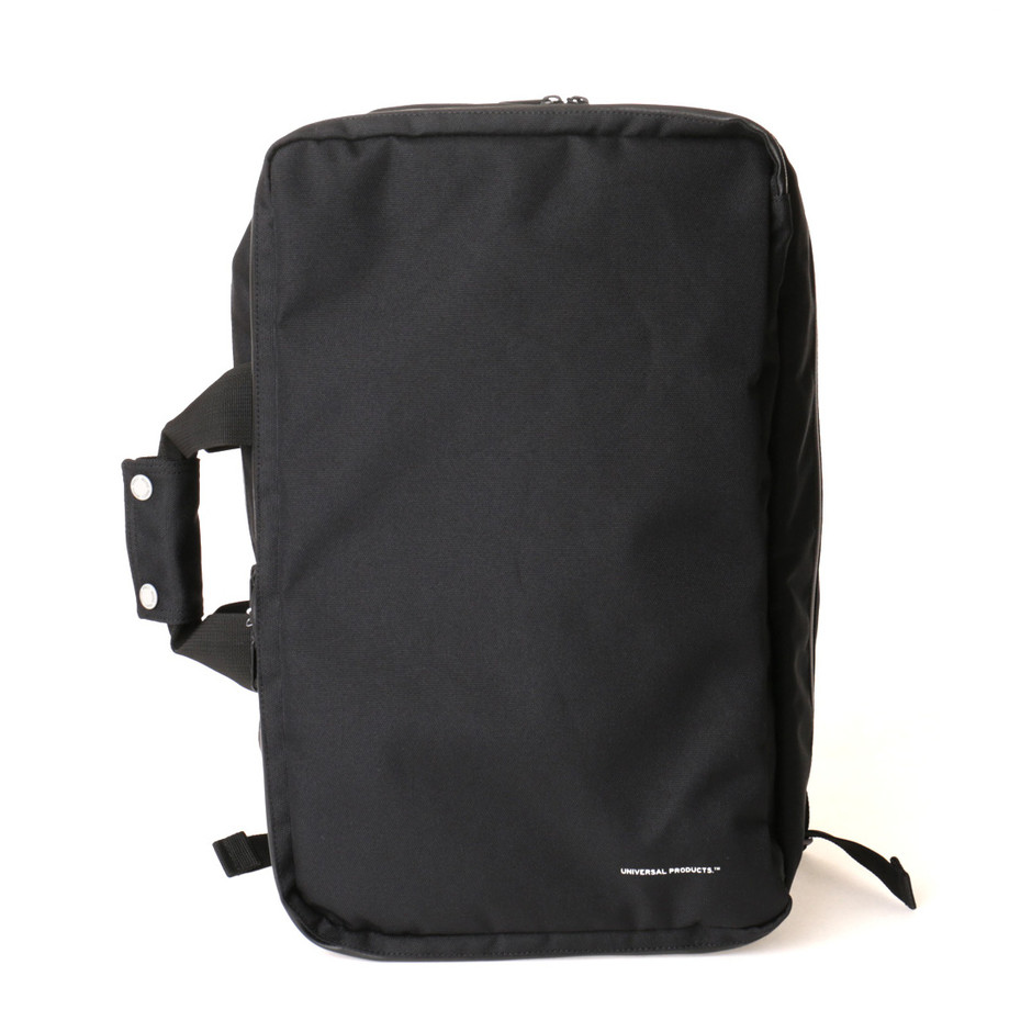 UNIVERSAL PRODUCTS / ユニバーサルプロダクツ|UTILITY BAG - Black | 通販 - 正規取扱店 | COLLECT STORE / コレクトストア