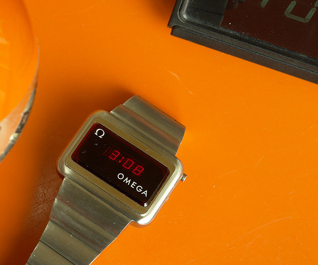 Omega Constellation Time Computer III | Flickr - Photo Sharing!