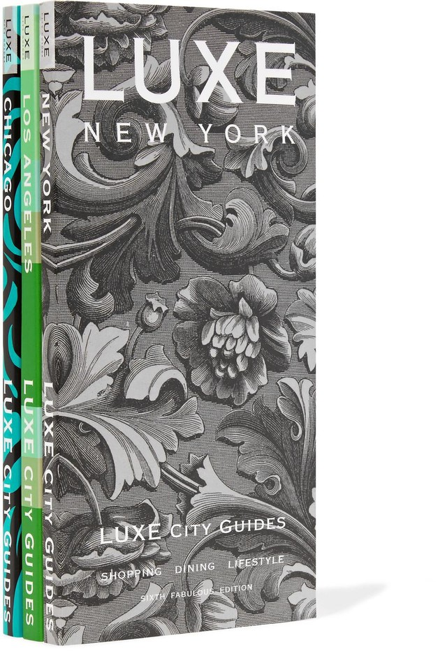 LUXE City Guides   United States Gift Box   NET-A-PORTER.COM