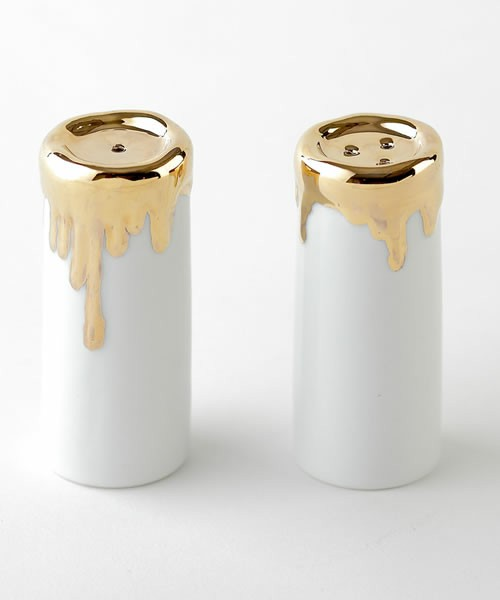 Floyd / Candle salt & pepper shaker(キッチンツール) - ZOZOTOWN