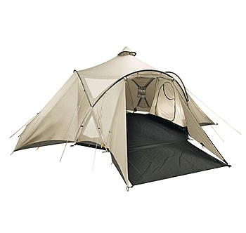 Vaude Badawi II 4-6 Man Family Tent - review, compare prices, buy online