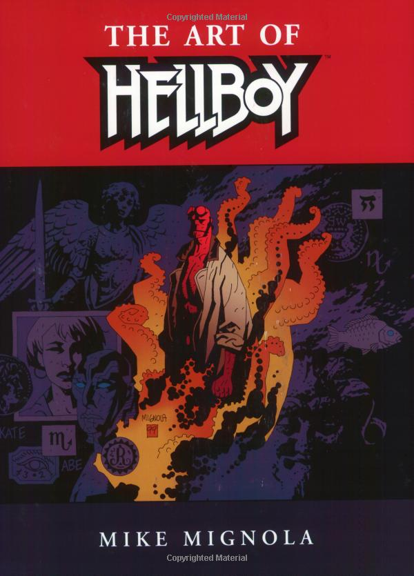 Amazon.co.jp: Art of Hellboy: Mike Mignola, Scott Allie: 洋書