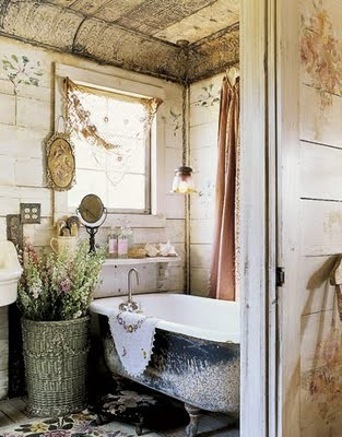 ▼▼ Bathroom ▼▼ / shabby
