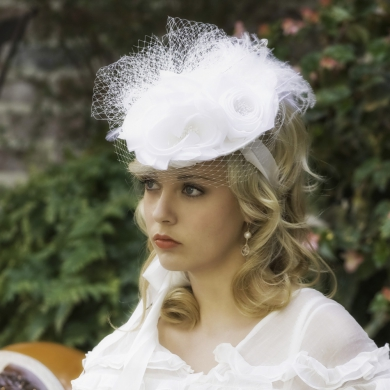 Wedding Accessories - Wedding Hair Accessories, Bridal Veil and Belts — Loverly Weddings