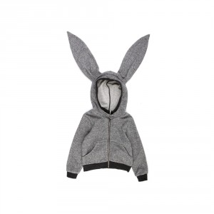 Rabbit ears sweatshirt - Smallable