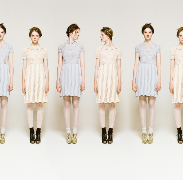 AT LAST: THE COMPLETE RODARTE FOR OPENING CEREMONY FALL/WINTER 2011 LOOKBOOK - OPENING CEREMONY