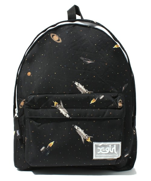 X-girl / SPACE BACK PACK(バックパック) - ZOZOTOWN