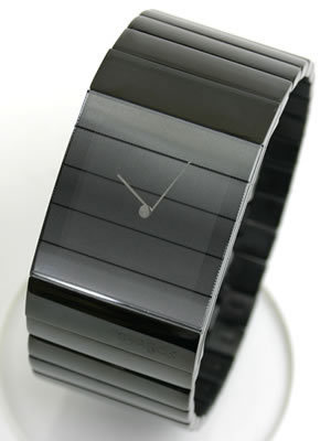 PHILIPPE STARCK WITH FOSSIL PH5022 Black Men's