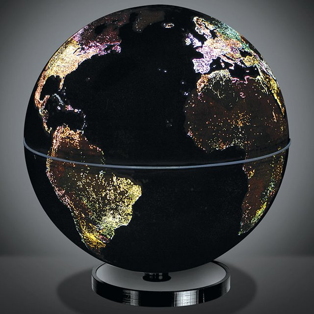 Fascinations City Lights 10 inches Political Globe : Toys & Games : Amazon.com